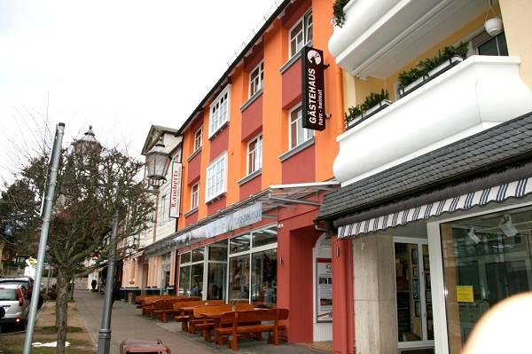 Gästehaus Harzheimat in Bad Sachsa